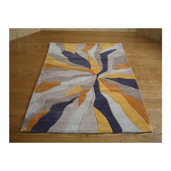 Dywan Splinter Ochre, 120x170 cm