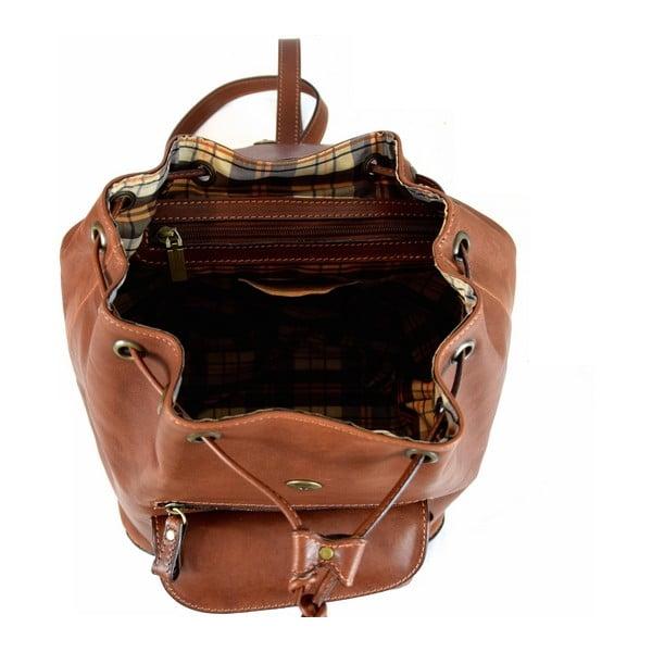 Skórzany plecak Santo Croce 132087 Brown