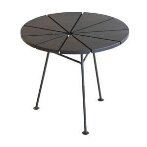 Stolik Bam Bam Black, wysokość 46 cm