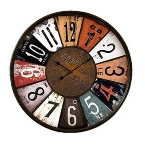 Zegar naścienny Costa, 58 cm