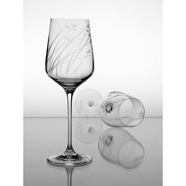 Zestaw 2 kieliszków do czerwonego wina Len