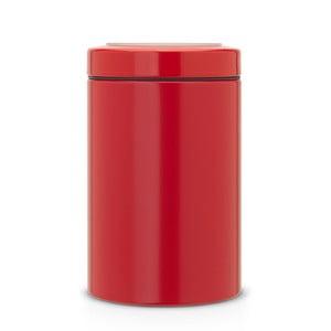Czerwony pojemnik Brabantia