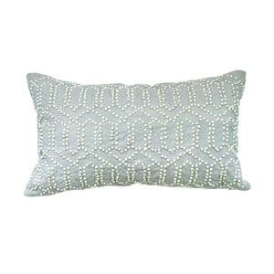 Poszewka na poduszkę Gantha Grey, 30x53 cm