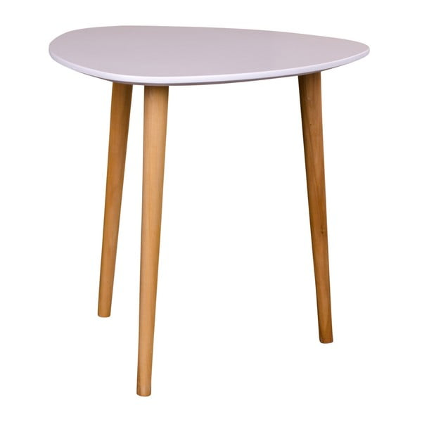 Biały stolik House Nordic Genova, 47,5 cm