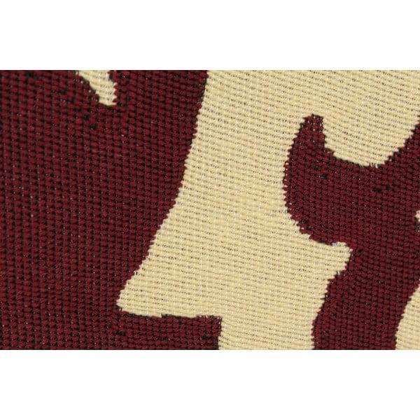 Czerwony dywan Ya Rugs Agac Claret. 60x90cm