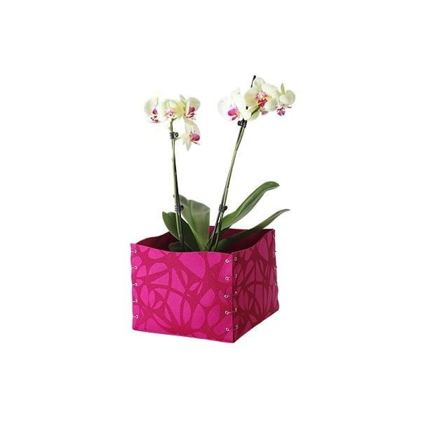 Filcowe pudełko, 25x20 cm, szare
