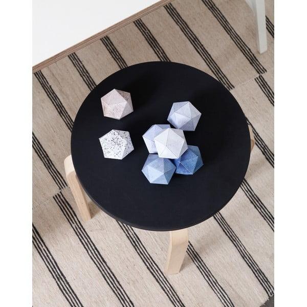 Zestaw 6 ozdób DIY SNUG.Deco Stone