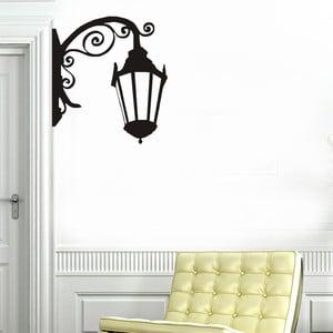 Dekoracyjna naklejka ścienna Old Lamp