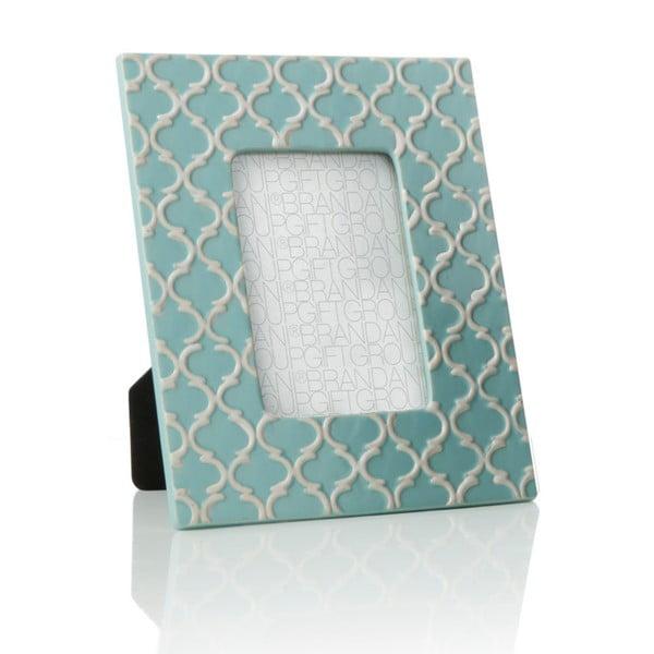 Niebieskia ramka na zdjęcia Brandani Tiffany