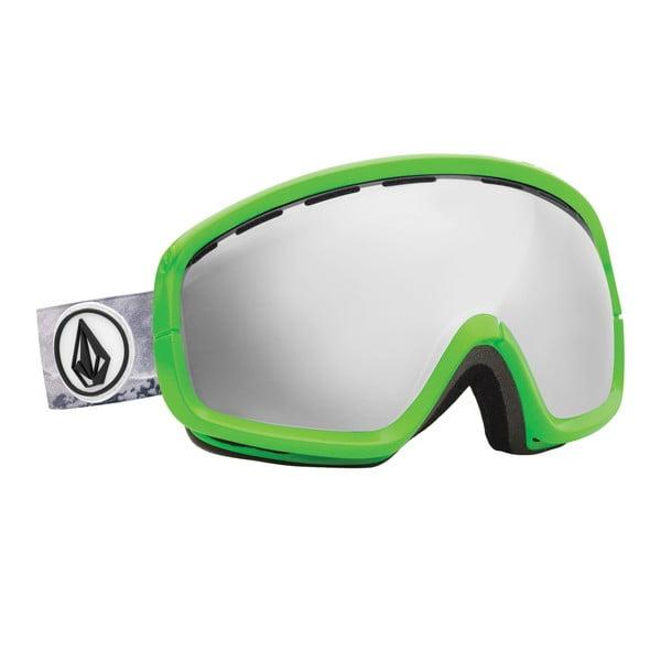Gogle narciarskie Volcom EGB2S V.Co Lab Bronze z powłoką przeciwmgielną