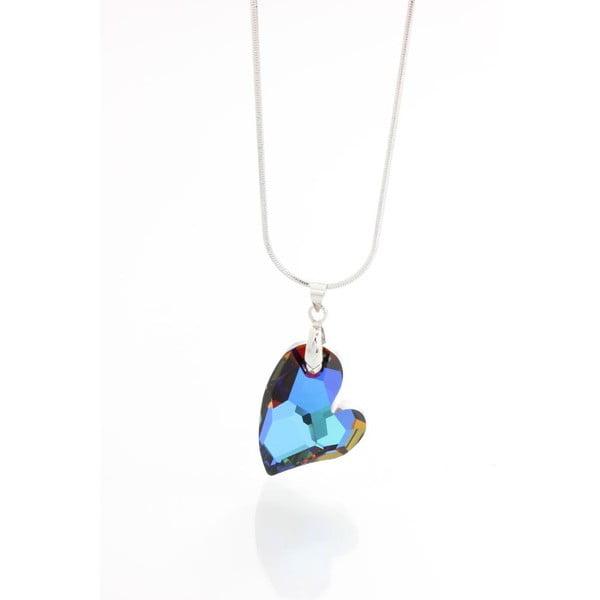 Naszyjnik Laura Bruni Bermuda Blue Heart