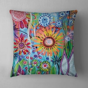 Poduszka Colourful Nature, 43x43 cm