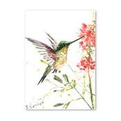 Plakat Hummingbird (projekt Surena Nersisyana), 42x30cm