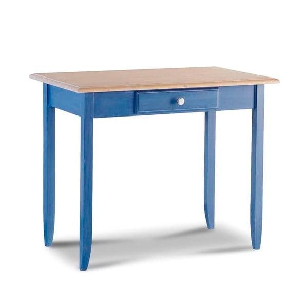 Stół Castagnetti Fir, niebieski