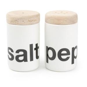 Solniczka i pieprzniczka Salt&Pepper Loft