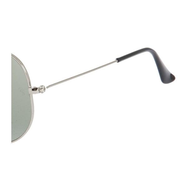 Okulary przeciwsłoneczne Ray-Ban 3025 Silver/Green 55 mm