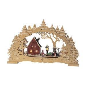 Dekoracja świecąca Best Season Little Village
