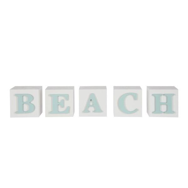 Klocki dekoracyjne BEACH