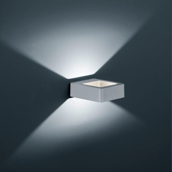 Kinkiet zewnętrzny Reno Titanium, 12 cm