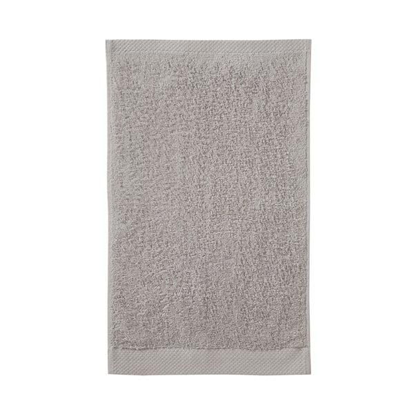 Komplet   3 ręczników Pure Glacier, 30x50 cm