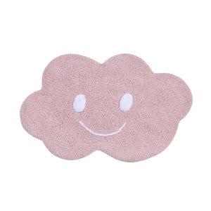 Różowy dywan bawełniany Happy Decor Kids Cloud, 75x115cm