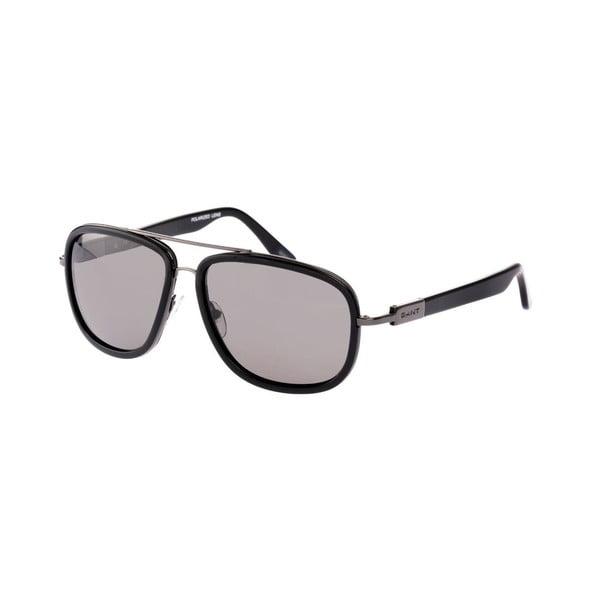 Męskie okulary przeciwsłoneczne GANT Black