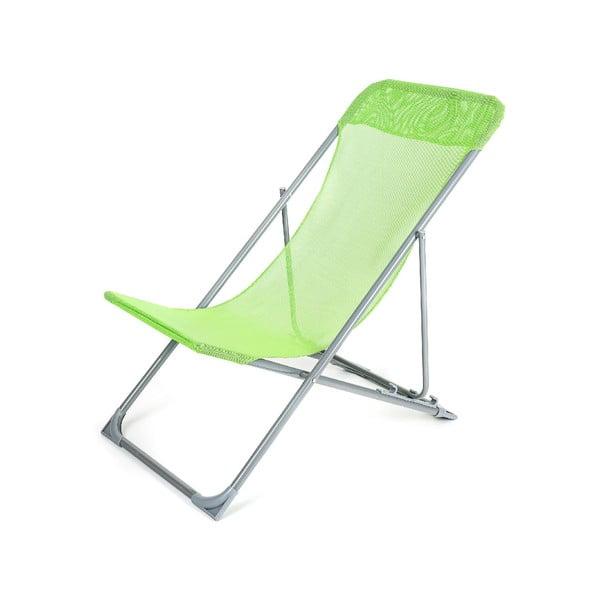 Leżak plażowy Caribic, zielony