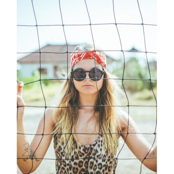 Czarne okulary przeciwsłoneczne Cheapo Sarah