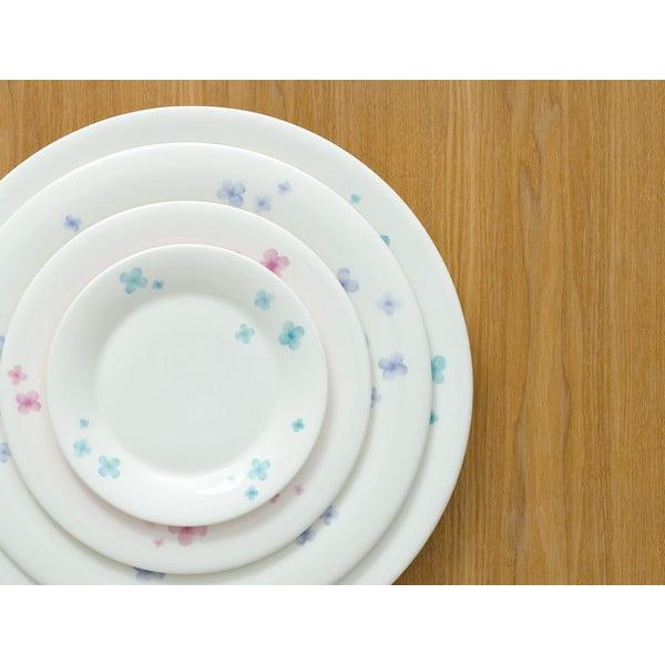 Zestaw 6 misek z porcelany angielskiej Petal, 11 cm