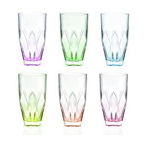 Zestaw 6 szklanek RCR Cristalleria Italiana Tecla