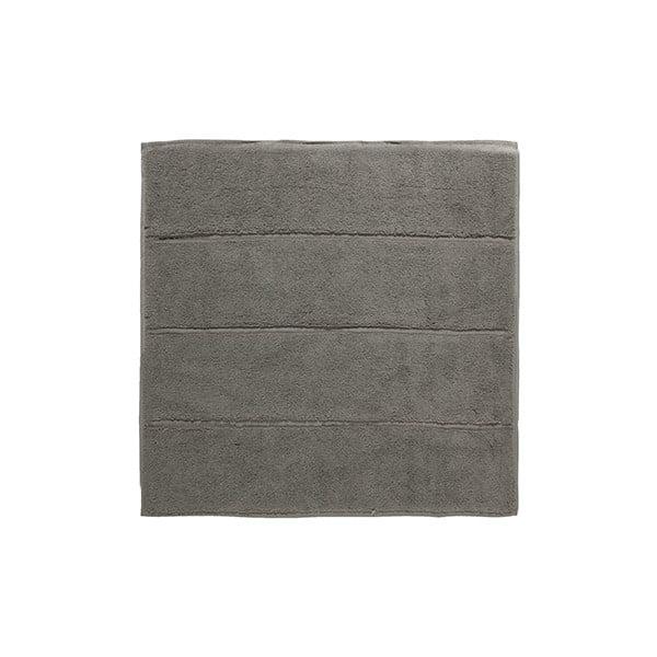 Dywanik łazienkowy Adagio 60x60 cm, szary