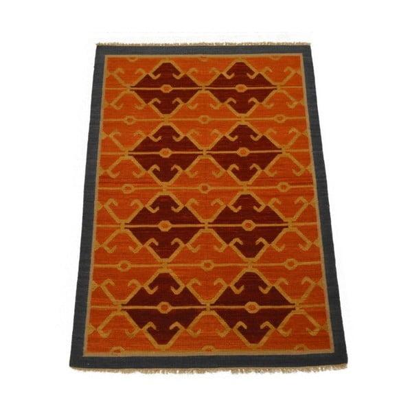 Ręcznie tkany dywan Kilim 40, 150x240 cm