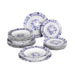 Zestaw 18 talerzy Banquet Onion