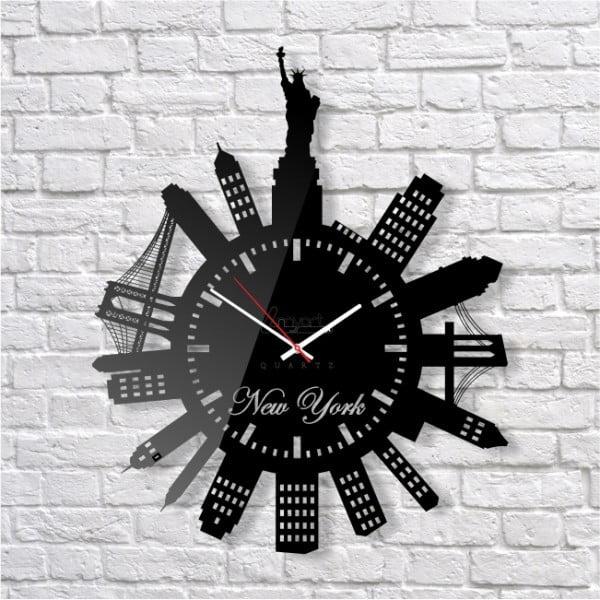 Zegar ścienny New York USA