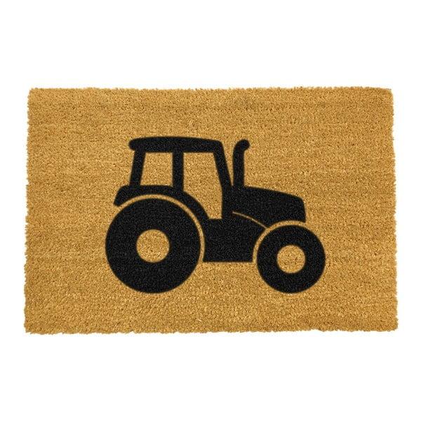 Wycieraczka Artsy Doormats Tractor, 40x60 cm