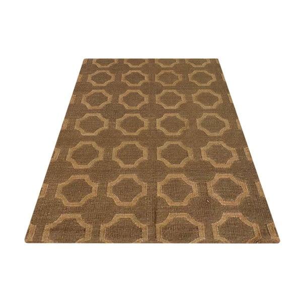 Ręcznie tkany dywan Kilim D no.757, 140x200 cm
