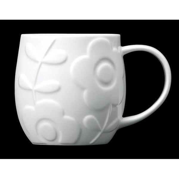 Kubek z angielskiej porcelany Plum Flower