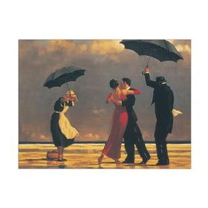 Obraz Jack Vettriano  - The singing butler, 80x60 cm