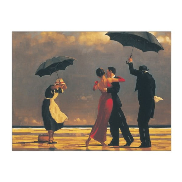 Obraz Jack Vettriano  - The singing butler, 80x60 cm