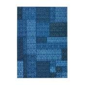 Dywan Patchwork 13 Blue, 170x240 cm