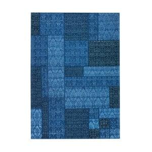 Dywan Patchwork 13 Blue, 140x200 cm