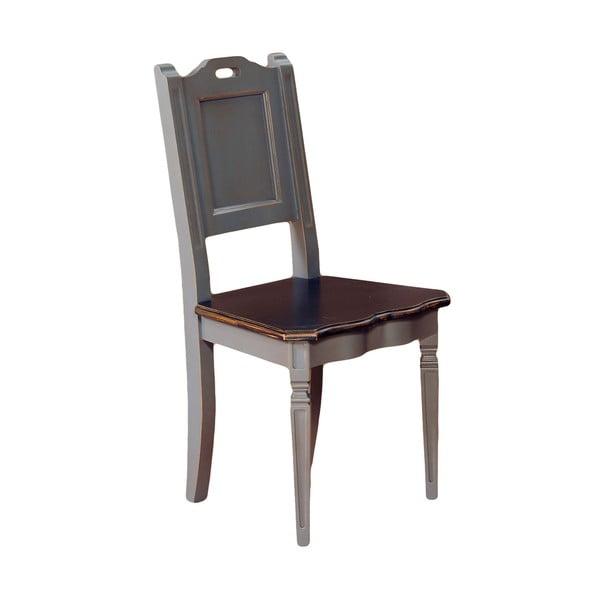 Krzesło do jadalni Belgique Grey