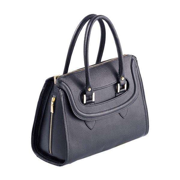 Skórzana torebka Andrea Cardone 946 Black