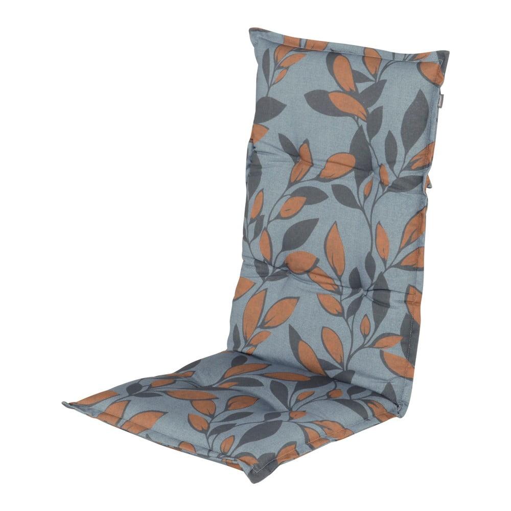 Poduszka na fotel ogrodowy Hartman Blue Bente 123x50 cm