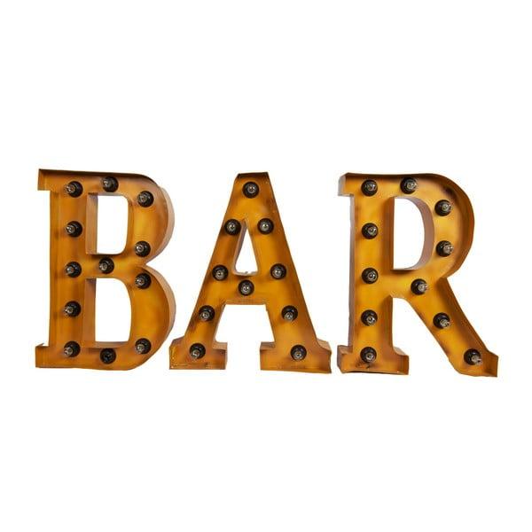 Świecąca tablica BAR Word