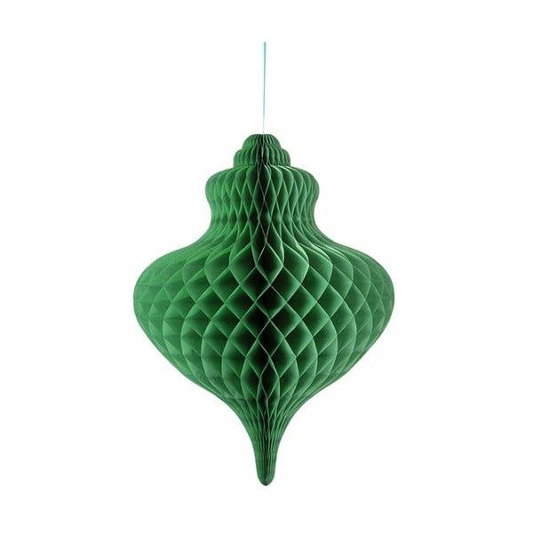 Papierowa dekoracja Giant Honeycomb Green XXL