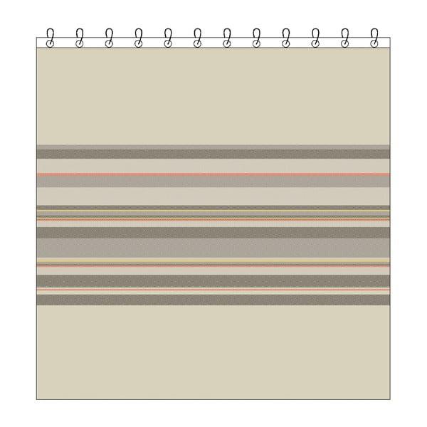 Zasłona prysznicowa Sorema Diamons, 180x200 cm