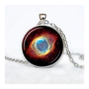 Damski łańcuszek z wisiorkiem Butoni de Camasa Galaxy Eye