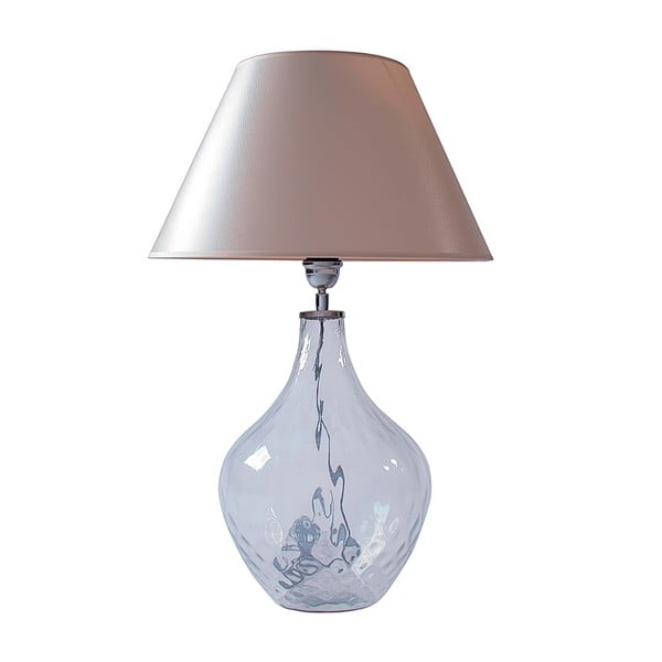 Lampa stołowa Glass