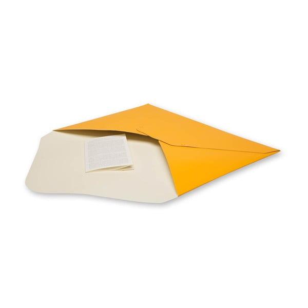 Papierowa teczka na dokumenty Moleskine Orange A4